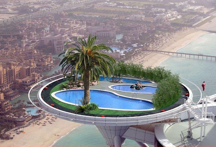 Luxury Hotel - Dubai: Favorite Places, Burjalarab, Dubai, Burj Al Arab, Travel, Tennis Court, Pools, Highest Tennis
