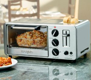 I just entered to #win this Waring Pro Toaster Oven and Toaster Giveaway from @SlowCookerRecipes !