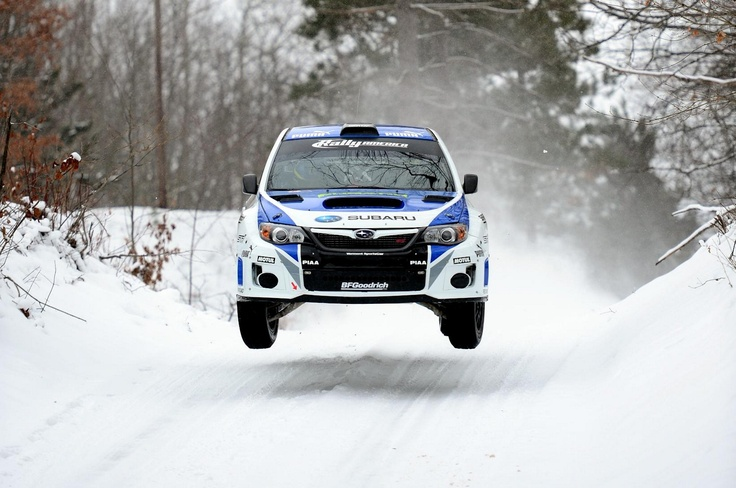 DAVID HIGGINS TAKES 2ND OVERALL IN HARD-FOUGHT SNO DRIFT RALLY