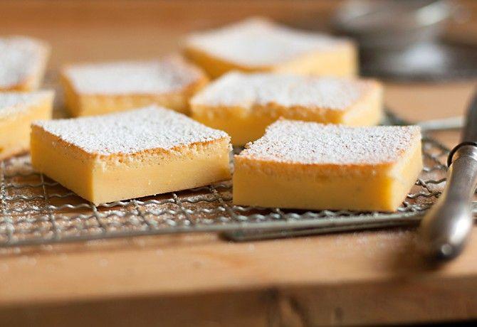 Krémes vaníliás pite