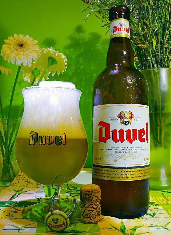 All about Belgian Beer - Belgian Blond Ale – Belgium in a Glass