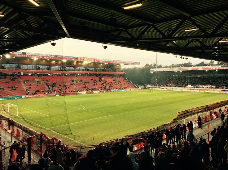Stadion An Der Alten Frsterei Eisern Union 1 FC Berlin