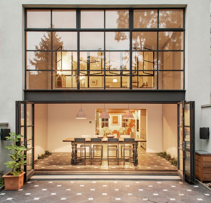 25 best ideas about steel windows on pinterest french for Steel windows
