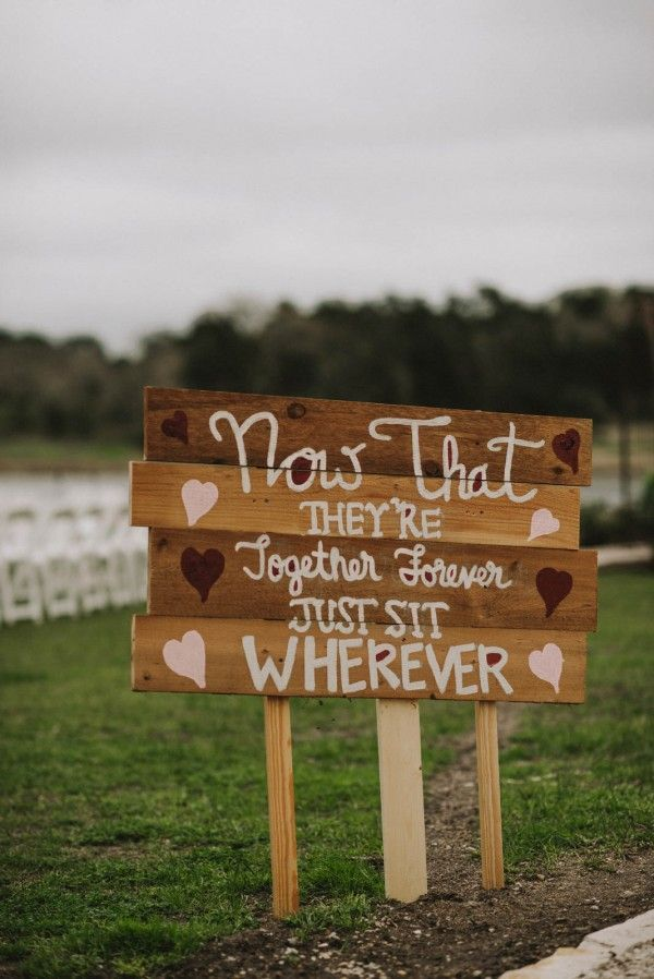 Relaxed Rustic Wedding in Cat Spring, Texas