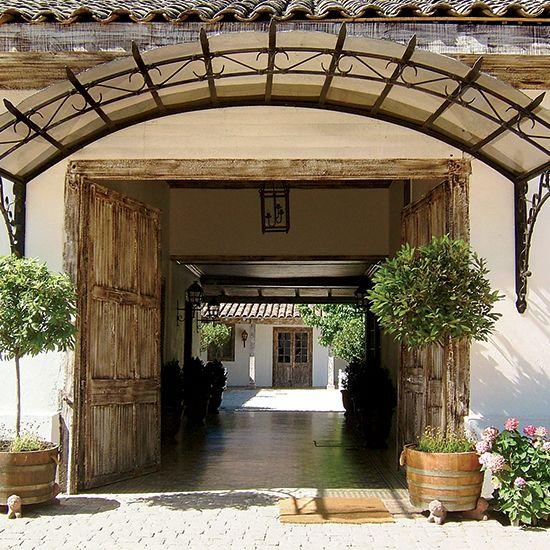 Chile: Casa Silva Winery - Inn!