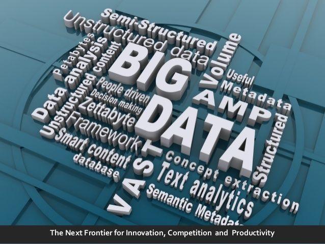 Big data ppt by IDBI Bank Ltd. via slideshare