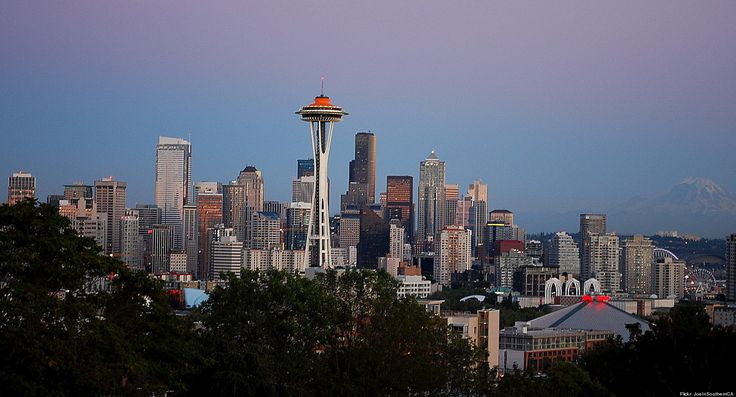 6 Quirky Things To Do In #Seattle from the Huffington Post