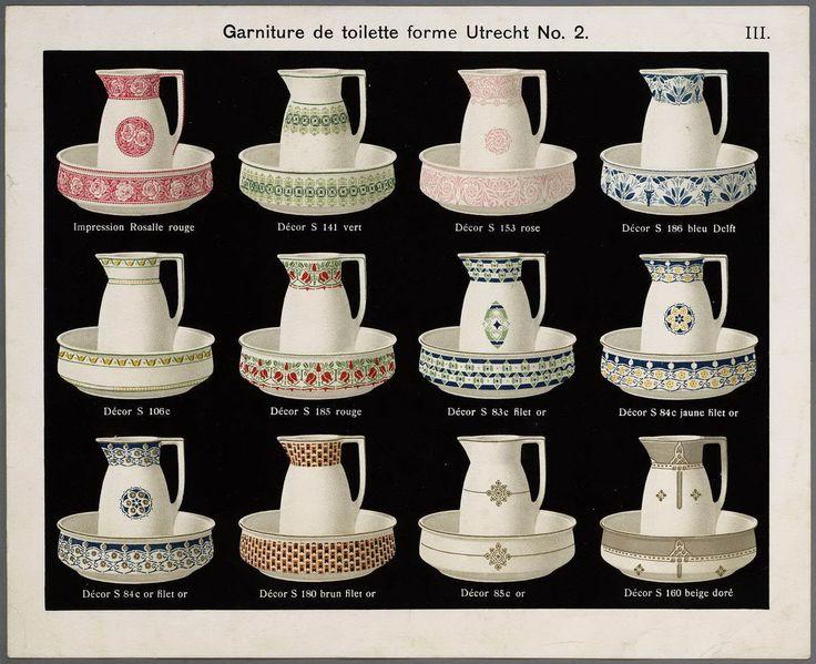 Lampetstellen Utrecht No 2, Société Céramique, Maastricht (19e-20e eeuw) - Maastrichts aardewerk - Wikipedia