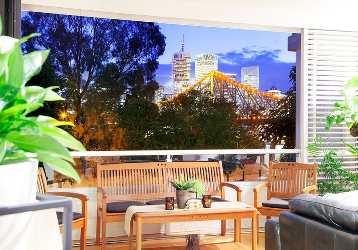 NEW FARM 20/222 Bowen Terrace...This stunning apartment is the epitome of style situated in a highly coveted lifestyle location overlooking the Brisbane River.