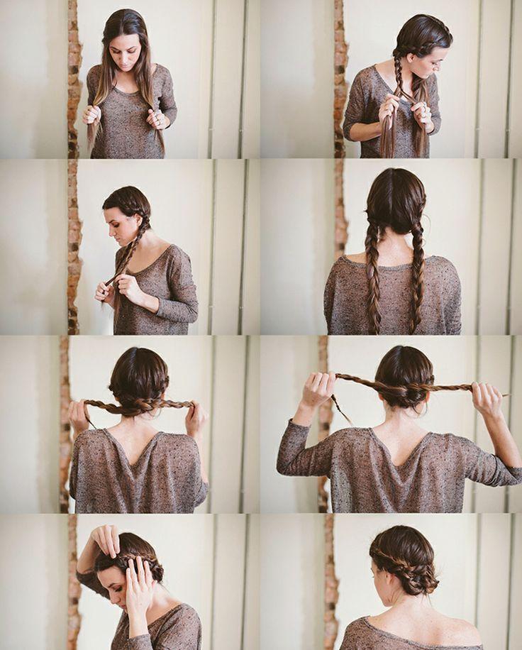 Peinados fáciles para ir a la oficina - DeGuapas.com