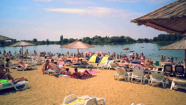 6 Lacuri din Romania in care sa te racoresti in zilele caniculare: Lacul Ghioroc, judetul Arad.