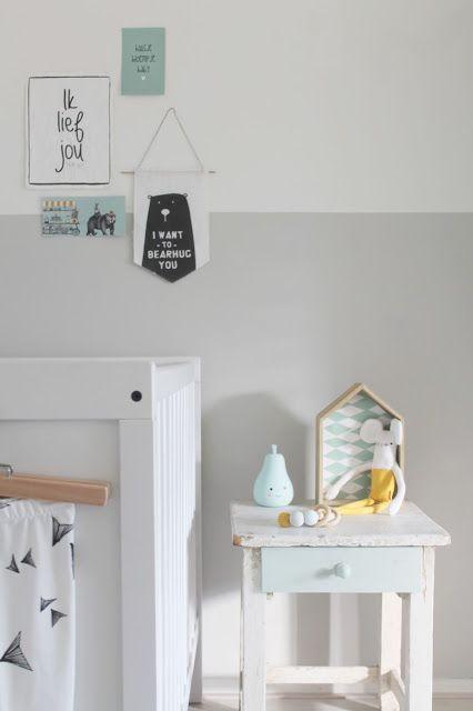 missjettle : Spieken in de babykamer
