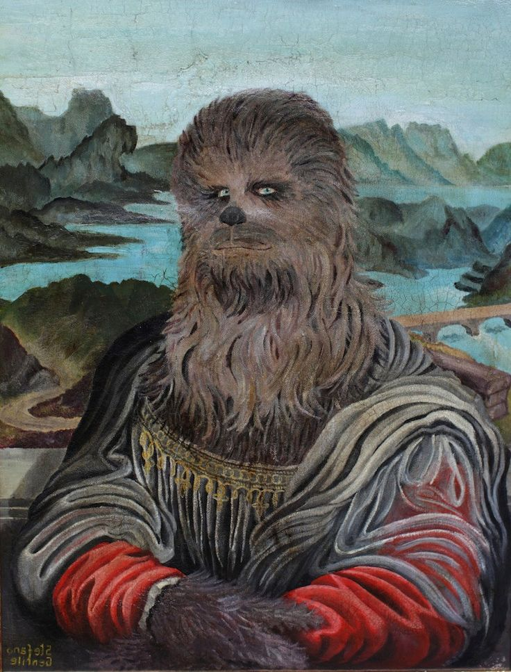 Chewie Lisa