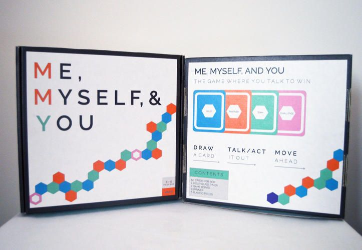 The game Me, Myself, and You was designed to foster connection between individuals on the spectrum.