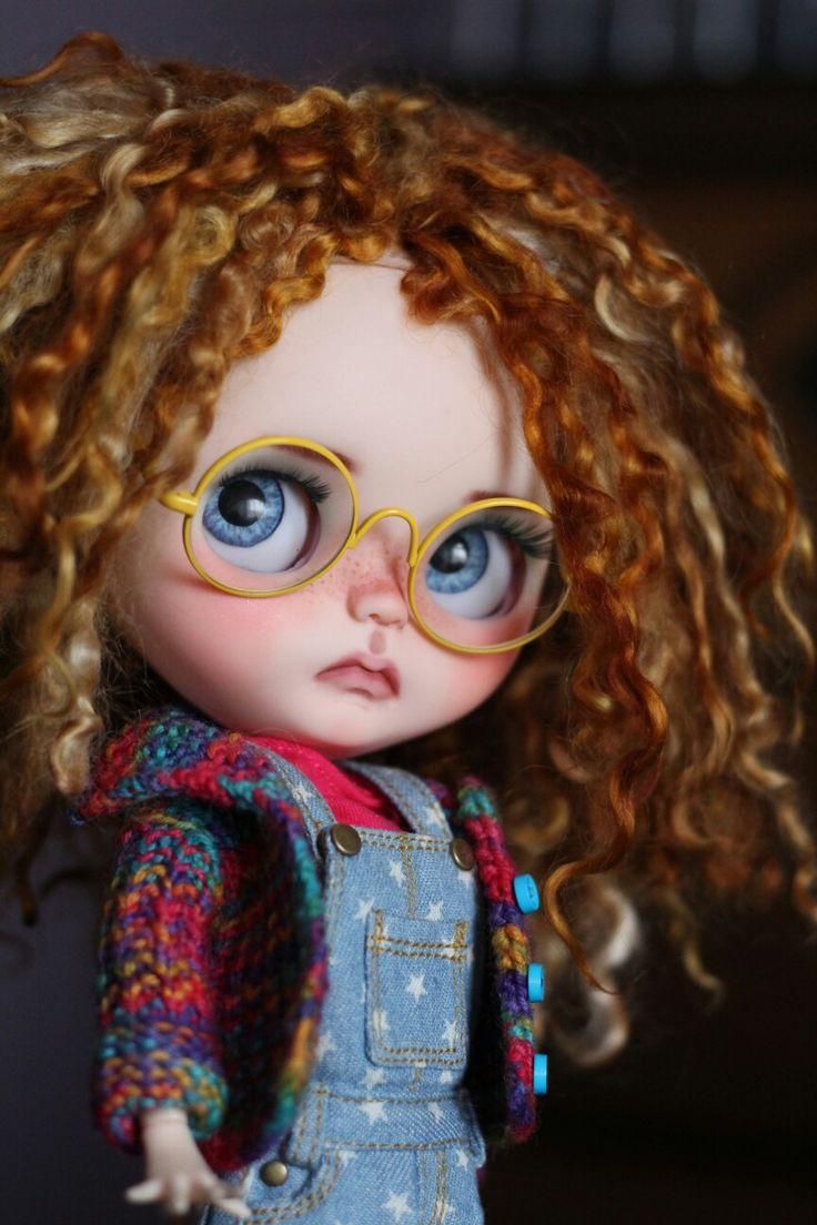Cleofé by Dra Blythe, custom doll