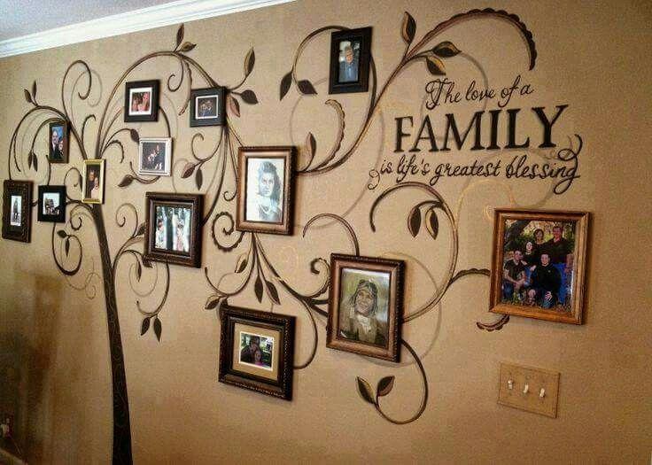 Best 25 Family Tree Wall Ideas On Pinterest Family Tree