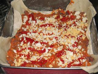 Hierbabuena y Pimienta: Empanada de carne