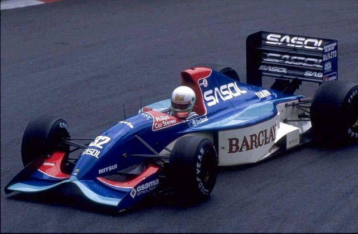 1992 Jordan 192 - Yamaha (Stefano Modena)