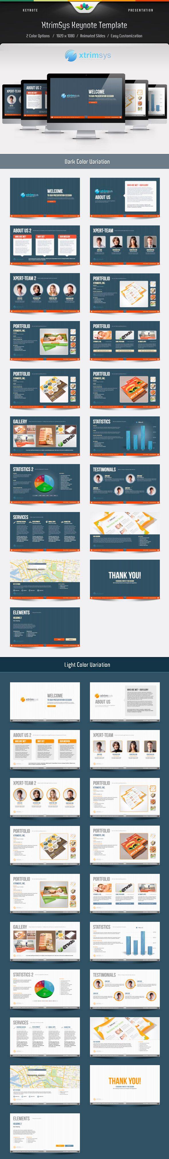 27 best keynote presentation images on pinterest templates xtrimsys keynote template by saptarang on deviantart toneelgroepblik Choice Image