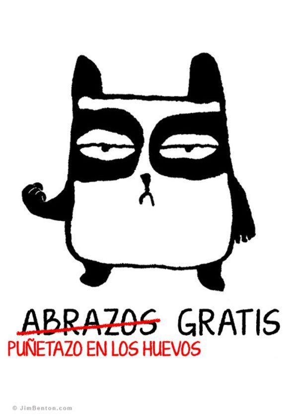Puñetazos gratis. #humor #risa #graciosas #chistosas #divertidas