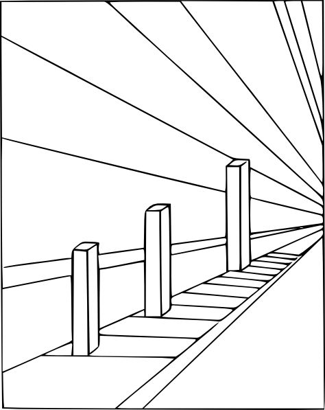 hard illusion coloring pages - photo#20