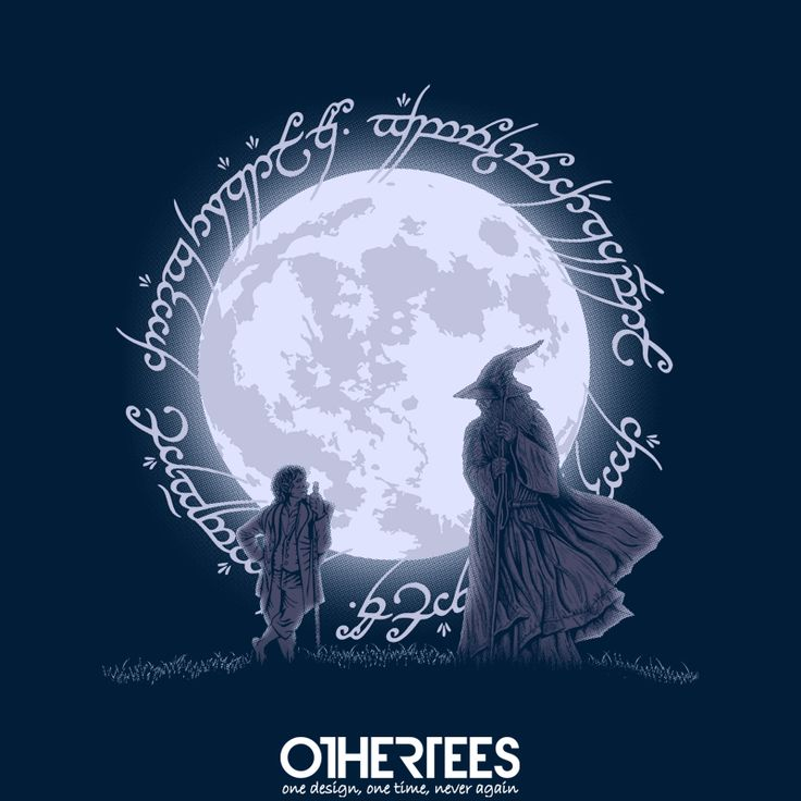 """The Adventure Begins"" by ddjvigo T-shirts, Tank Tops, Sweatshirts and Hoodies are on sale until 29th October at www.OtherTees.com Pin it for a chance at a FREE TEE! #hobbit #bilbo #bilbobaggins #gandalf #lotr #lordoftherings #adventure #othertees"