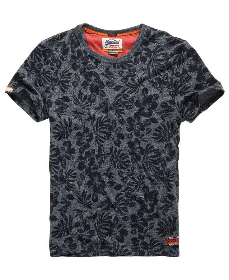 Superdry - T-shirt Festival - T-shirts pour Homme