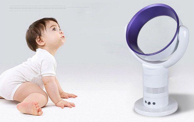 Kipas Angin dan AC Dapat Menjadi Masalah Kesehatan Anak