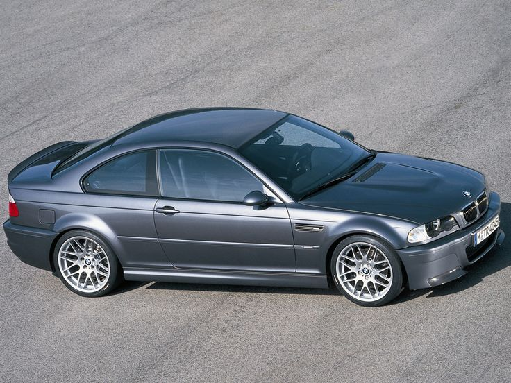 BMW M3 CSL E46 (2003)
