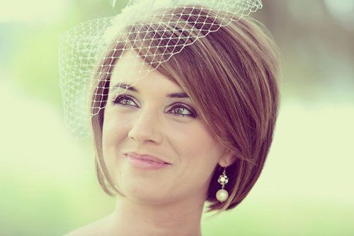35 Short Wedding Hairstyles for Women | 2013 Short Haircut for Women