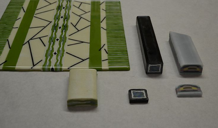 Pattern bars. More @ http://www.jdmglass.com/glass-fusing-materials-and-techniques.html