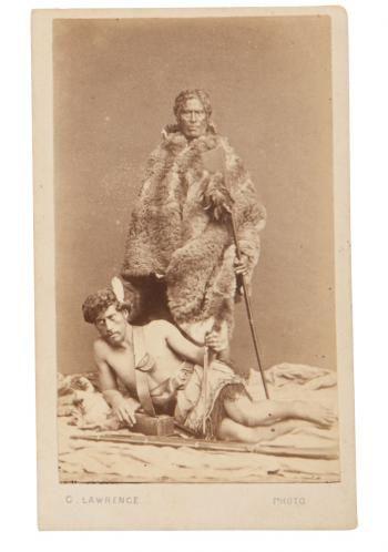 Maori Chief.