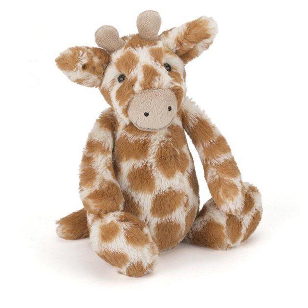 Jellycat: Bashful Giraffe ~ Small