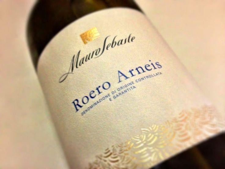 El Alma del Vino.: Mauro Sebaste Roero Arneis Blanco 2013.