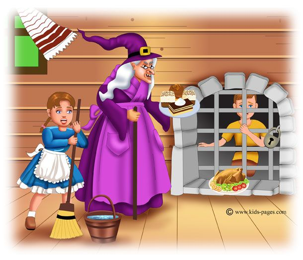 Hansel and Gretel 6