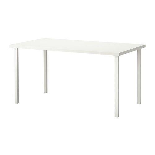 LINNMON/GODVIN Tavolo - bianco  - IKEA