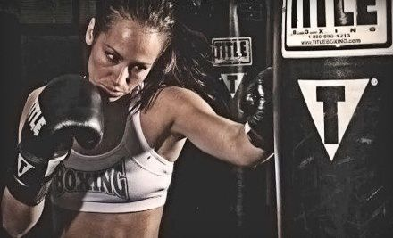 Groupon - Two Weeks of Unlimited Boxing and Kickboxing Classes with Wraps and Optional Gloves at TITLE Boxing Club (Up to 84% Off). Groupon deal price: $25.00