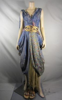 spartacus dress