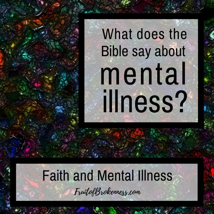 What does the Bible say about Bipolar Disorder / Manic ...
