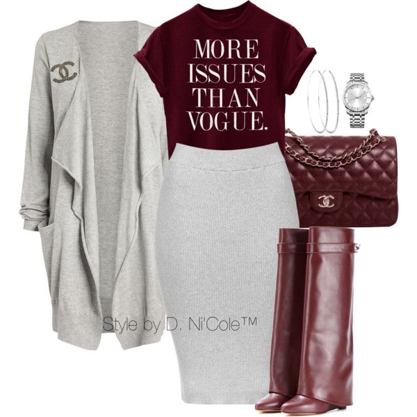 A fashion look from December 2015 featuring Topshop skirts, Givenchy boots and Chanel shoulder bags. Browse and shop related looks.