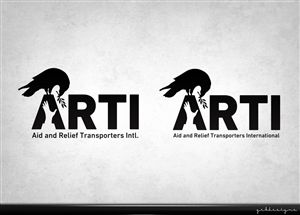 ARTI High-Risk Aid Delivery Non-Profit NGO Logo Conservative, Bold Logo Design by GEK