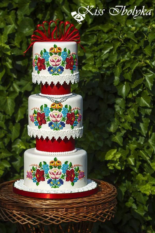 WOW...how do you make icing look like embroidery?!