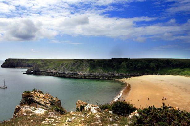 The twenty best beaches in Wales