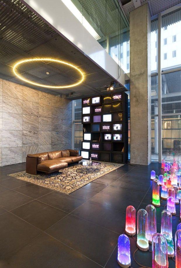Nhow Hotel - Rotterdam