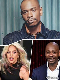 "Dave Chappelle will join the cast of Lady Gaga's movie ""A Star Is Born""!   According to The Hollywood Reporter, Chappelle, 43, is going t..."
