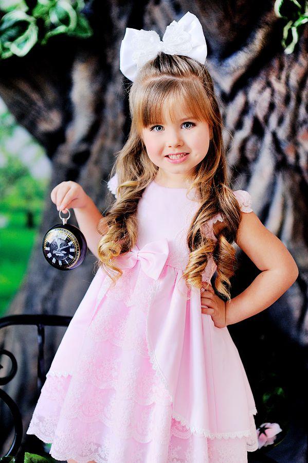 K Baby Model Tatiana Remzina...