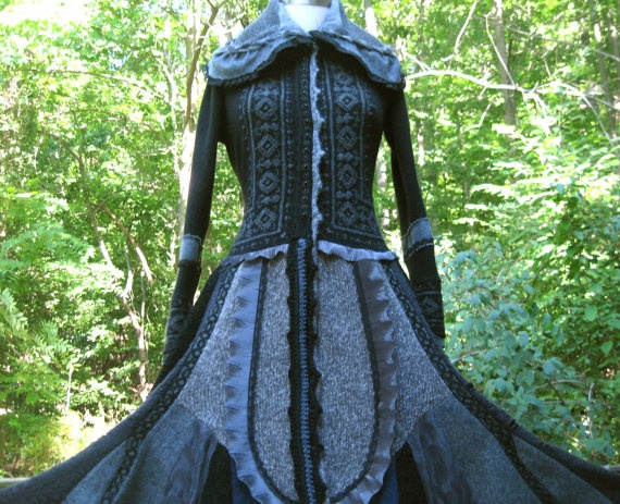267 best Sew-Sweater Refashion images on Pinterest