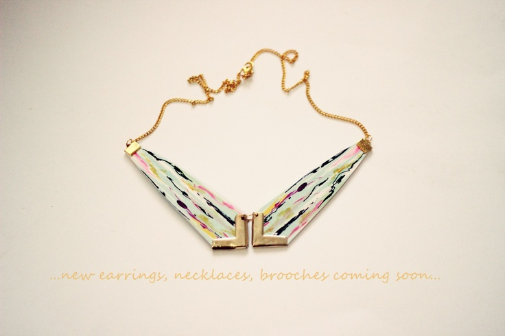 diy, handmade, necklace