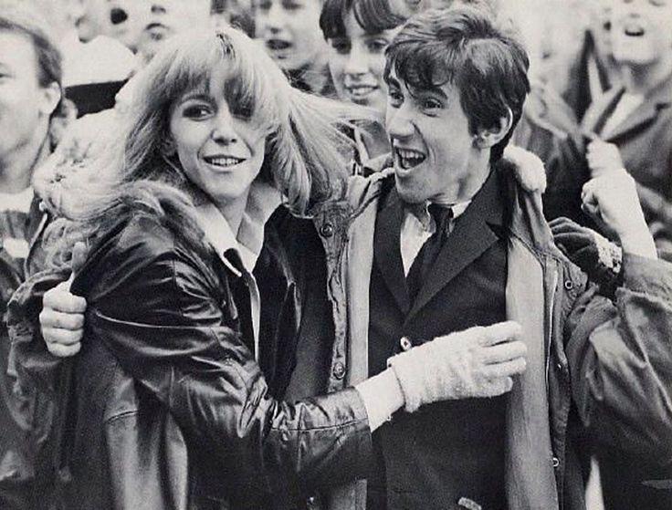Phil Daniels and Leslie Ash
