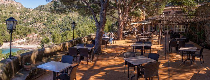 Restaurant ES VERGERET (Cala Tuent - Mallorca)